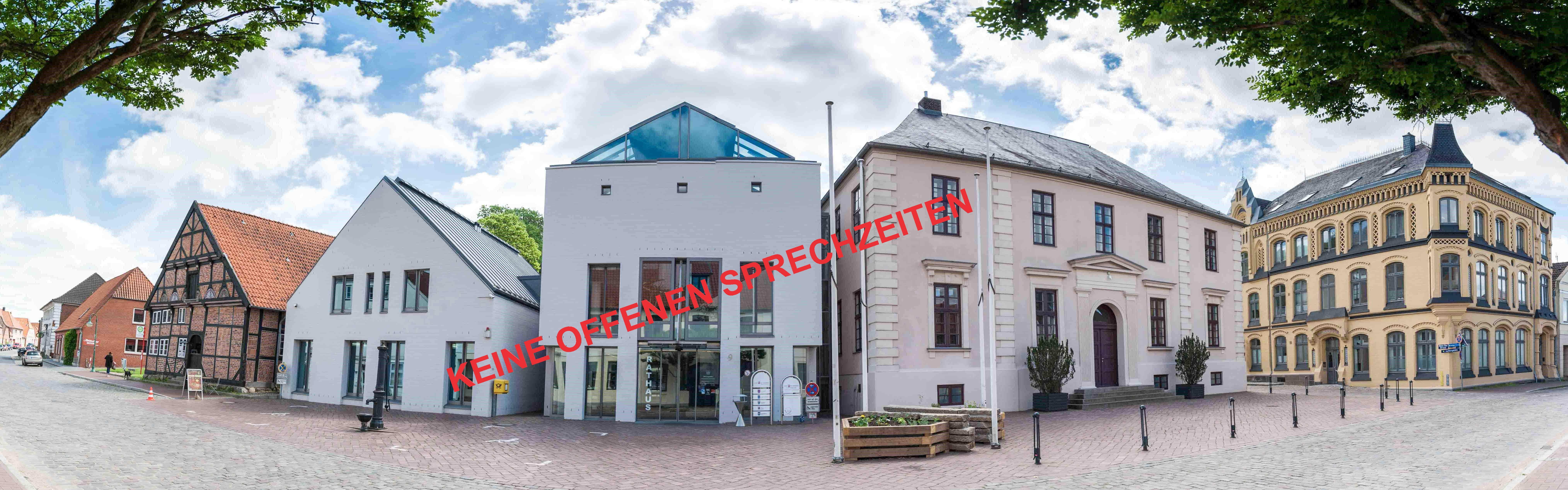 Rathaus05_2017 Keine offenen Sprechzeiten